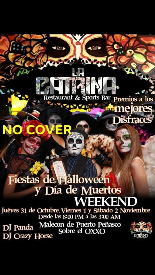 La-Catrina-Halloween-19 ¡Viva la Vida! Rocky Point Weekend Rundown!