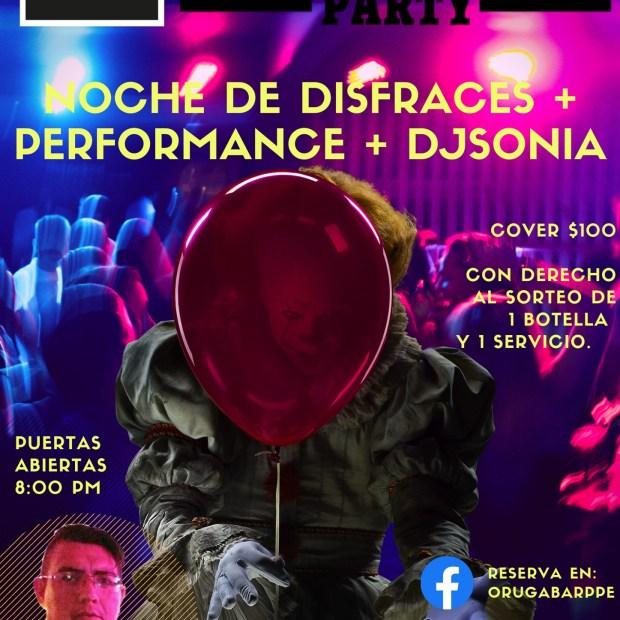 La-Oruga-Bar-Halloween-Party-19 Eat your art out! Rocky Point Weekend Rundown!