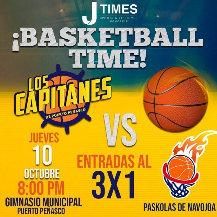 Los-Capitanes-Oct-19 Los Capitanes Basketball!