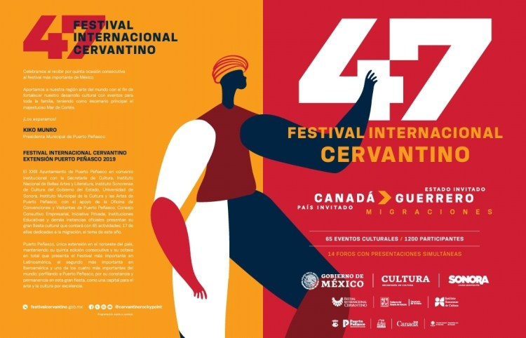 cervantino-2019 Cervantino Program in Peñasco Oct 24-27 2019