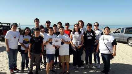 limpieza-oct-2019-clean-up-1 2019 International Coastal Clean-up in Puerto Peñasco surpasses goals