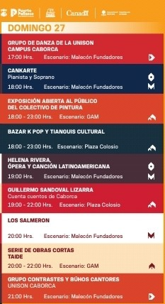 programa-cervantino-2019-7 Cervantino Program in Peñasco Oct 24-27 2019