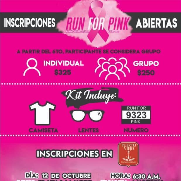 "run-for-pink-registration Walk, Jog or Run  5K ""Run for Pink"" Oct. 12th!"