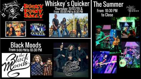 Banditos-Weekend-of-Music-19 Get your motor running! Rocky Point Weekend Rundown!