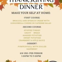 El-Restaurant-de-Ramon-Thanksgiving-19 Turkey plans 2019?