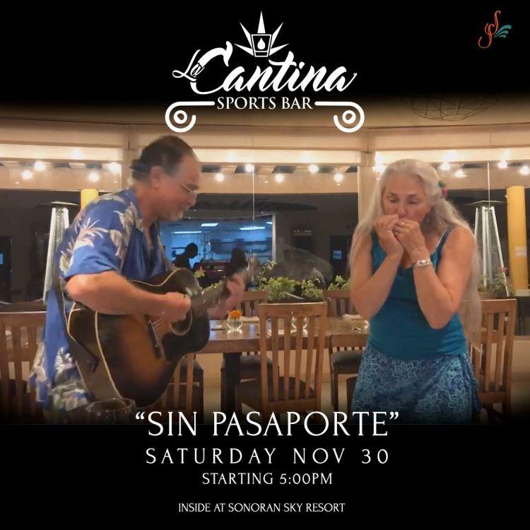 "La-Cantina-Sin-Pasaporte-19 ""Sin Pasaporte"" live at La Cantina"