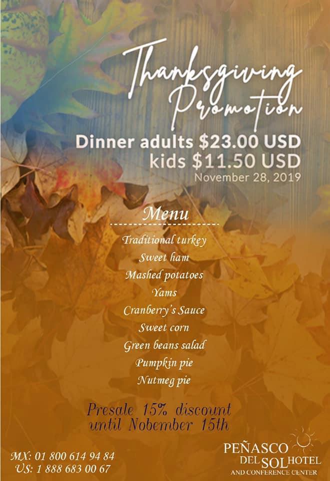Peñasco-del-Sol-Thanksgiving-19 Thanksgiving Dinner at Peñasco del Sol Hotel