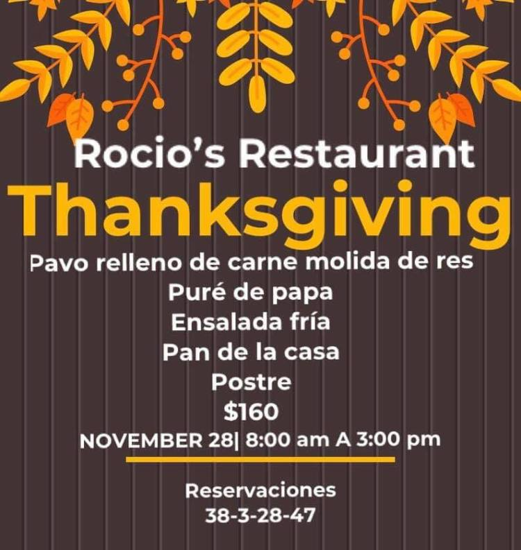 Rocios-Restaurant-Thanksgiving-Dinner-19 Comida de Accion de Gracias en Rocio's Restaurant