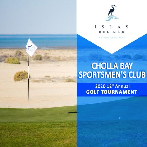 Cholla Bay Sportsmen's Club Golf Tournament @ Islas del Mar