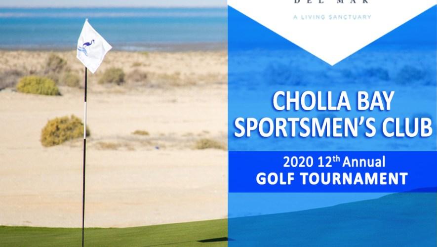 Golf tournament at Islas del Mar