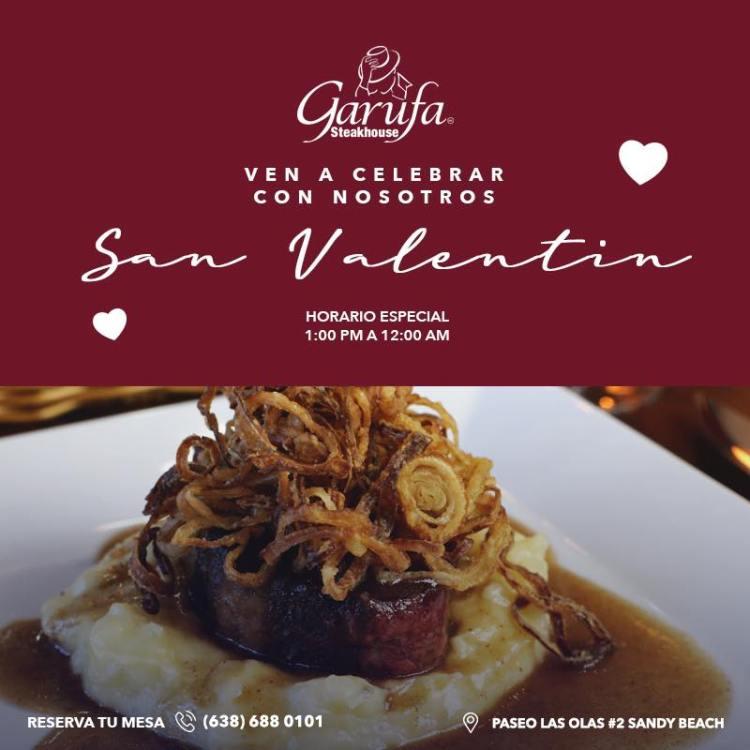 Garufa-Valentines-Dinner-20 Garufa Steakhouse Valentine's Day Dinner