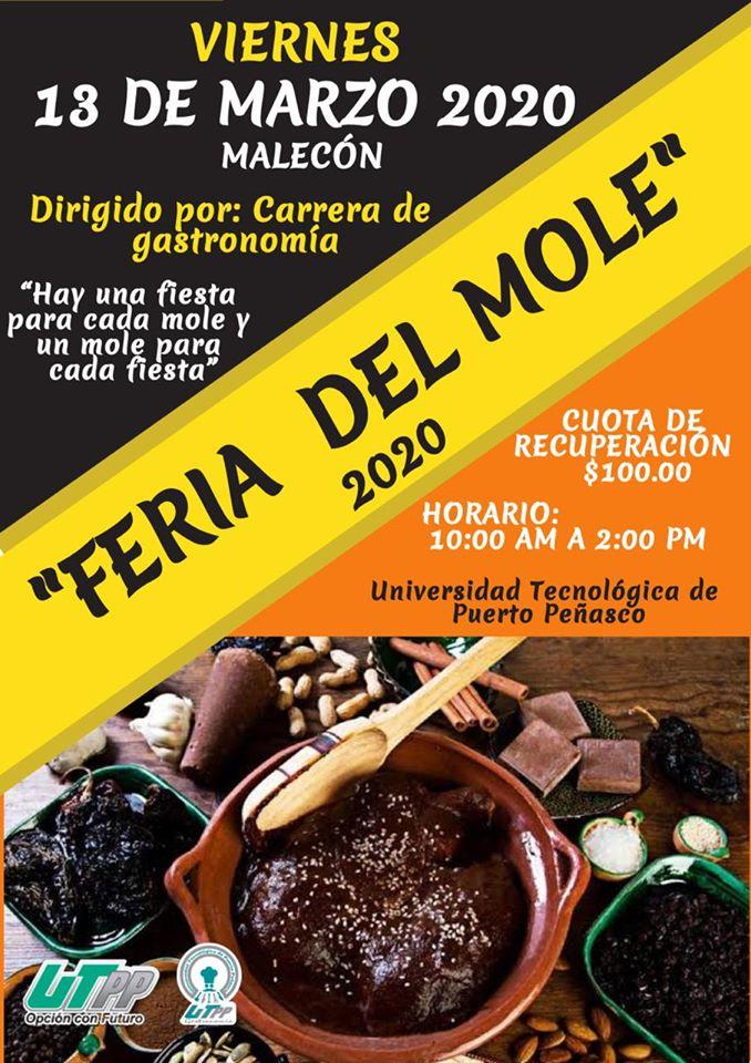 Feria-del-Mole-20 Whenever it rains... Rocky Point Weekend Rundown!