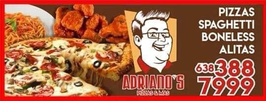 adrianos-pizza #ConsumeLocal #supportlocalbusiness