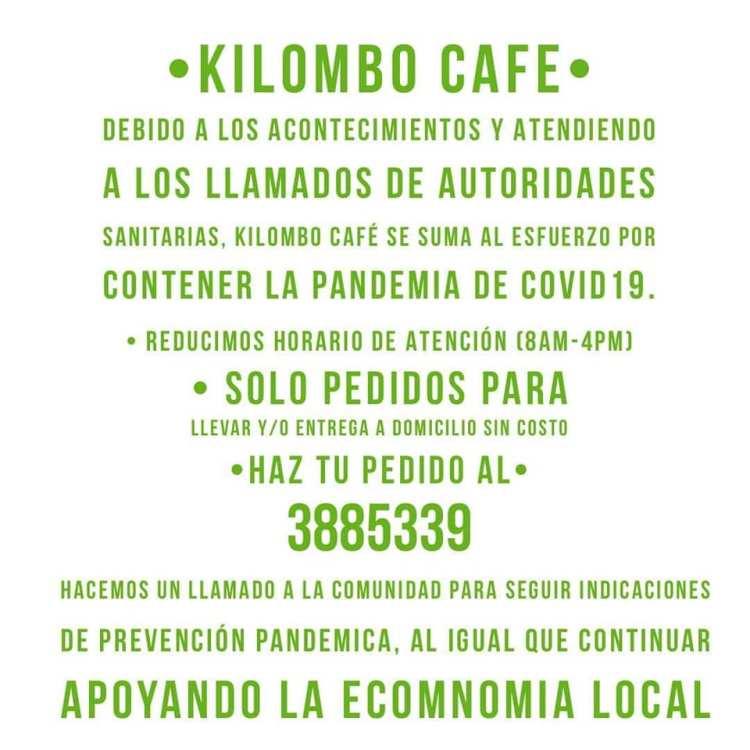 kilombo-1 #ConsumeLocal #supportlocalbusiness