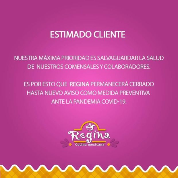 regina-closed #ConsumeLocal #supportlocalbusiness