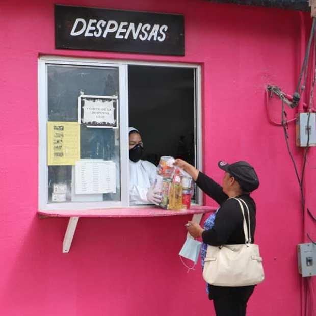 DIF-despensa The (Food) Helpers in Puerto Peñasco Part 2 of ... Covid-19 Column