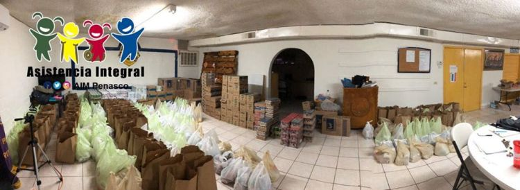 aim-boxes The (Food) Helpers in Puerto Peñasco Part 2 of ... Covid-19 Column