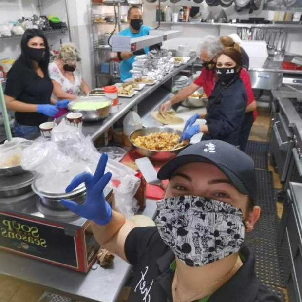 chef-mickey-kitchen The (Food) Helpers in Puerto Peñasco Part 2 of ... Covid-19 Column