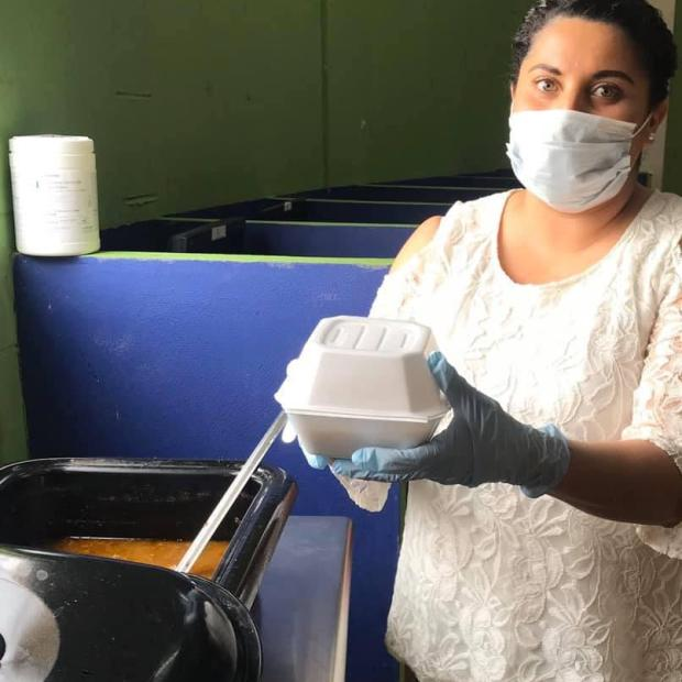 esperanza-comida4 The (Food) Helpers in Puerto Peñasco Part 2 of ... Covid-19 Column