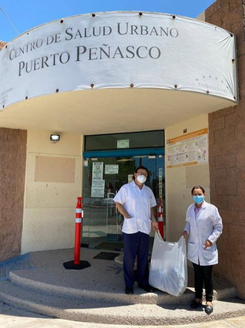 "PNN-PPE1 ""Peñasco nos Necesita"" helps address PPE needs"