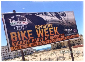 banditos-kick-off Rocky Point Rally 2016 Weekend Rundown!