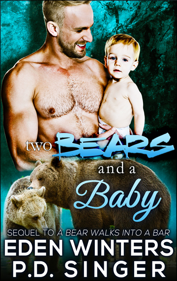 Two Bears and a Baby