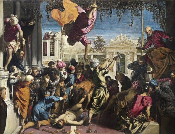 "National Of Art Lecture Tour ""tintoretto Painter"