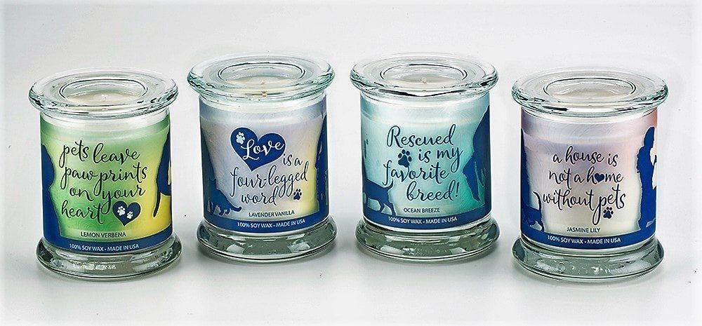 Pet House Candles Sentiments