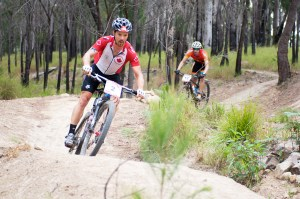 Crocodile Trophy runner up 2013 and Canadian National Marathon MTB Champion Cory Wallace to compete in JetBlack 6+6 Hour competition this weekend. Photo: Kenneth Lorentsen