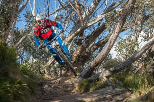 Thomas Crimmins backs up his Fox Rollercoaster #Enduro win from last year.