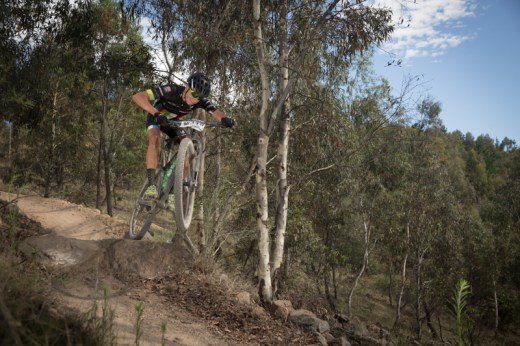 Ride all of Stromlo.