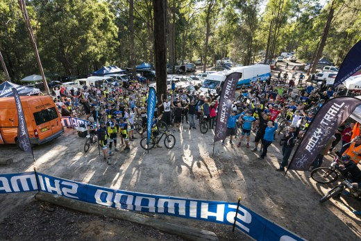 It's a wrap: the 2016 Shimano MTB GP Series comes to a close at Awaba.