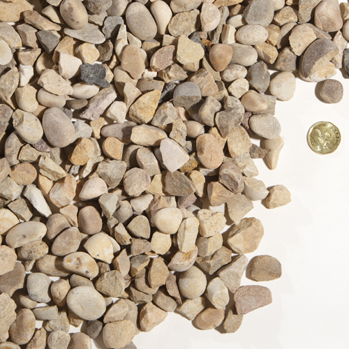 20mm Tanned Washed Rock