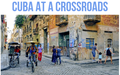 "ROCLA November Program: ""Cuba at a Crossroads"""
