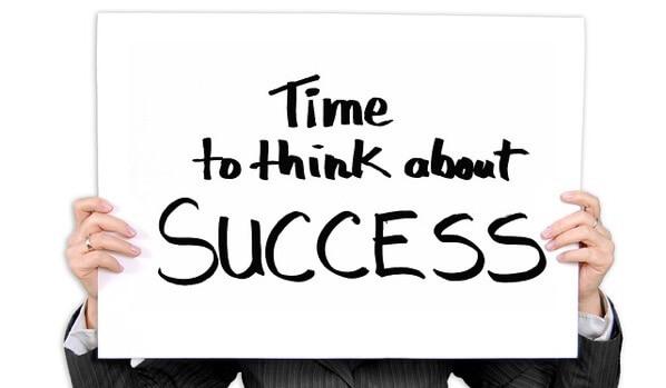 成功という文字
