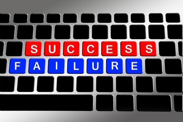 成功と敗北