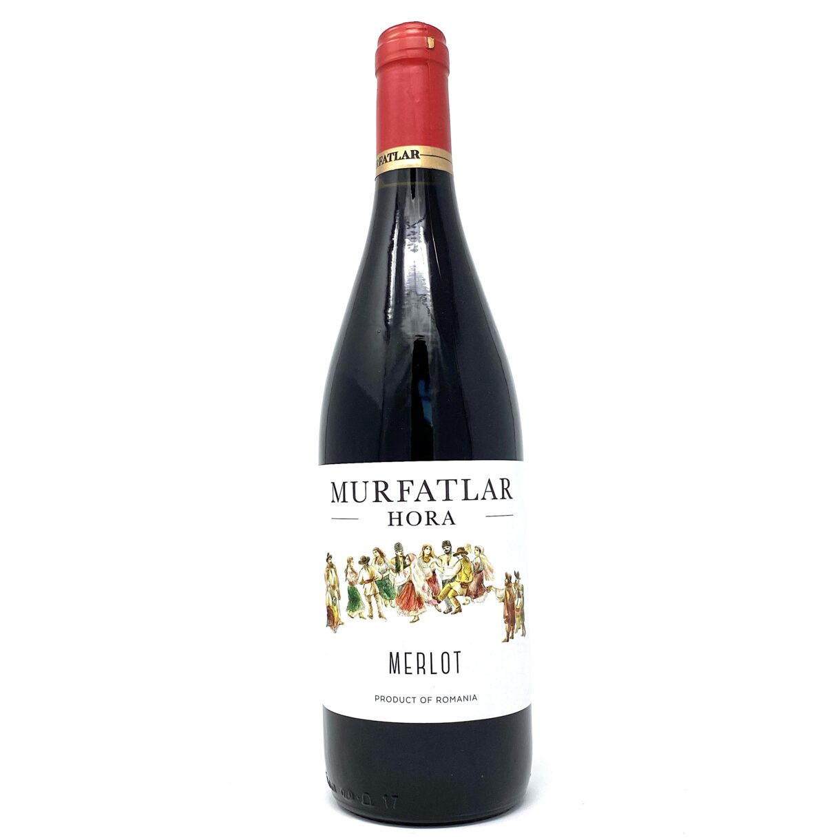 Murfatlar Hora Merlot  Romanian Red Wine 750ml
