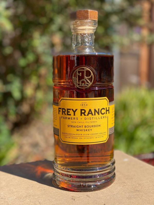 Frey Ranch Whiskey