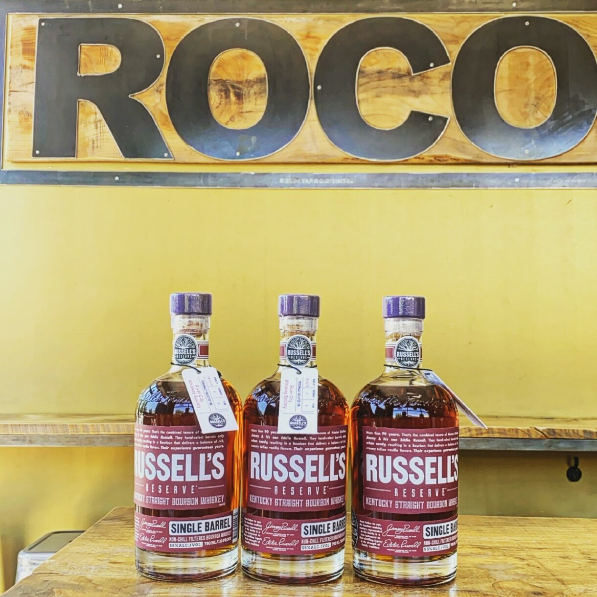 RCWS Russell's