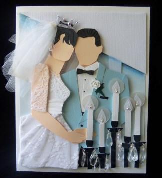 Lori Anne's Parents Wedding Photo