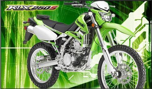 klx-250s