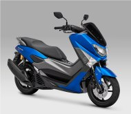 Yamaha NMAX 155 model 2018 Blue