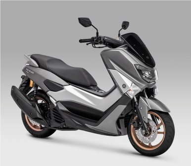 Yamaha NMAX 155 model 2018 Matte Grey
