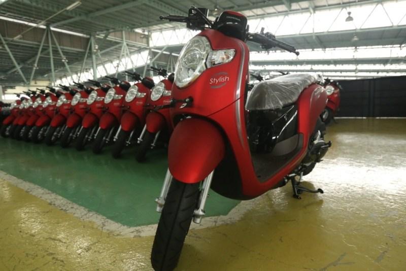 Harga Honda Scoopy Makassar