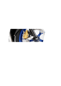 Fitur 4 - Front Gold Calliper & Petal Disc (ABS)