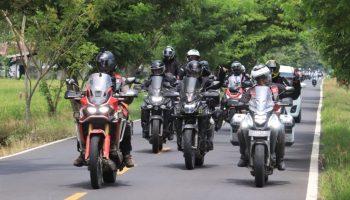 Honda Big BOS Sulawesi Journey