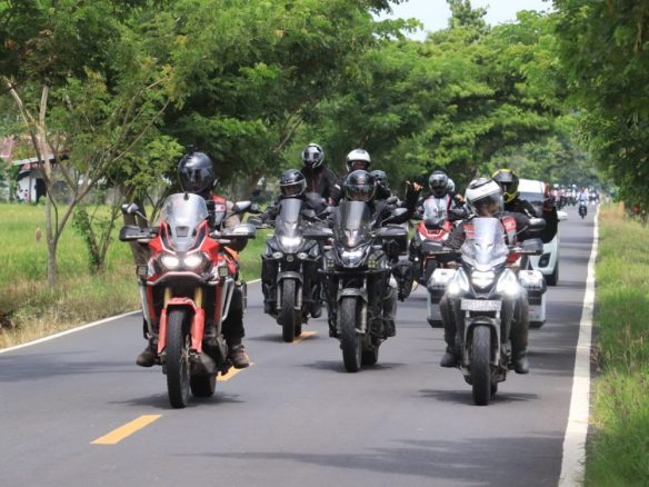 Honda Big BOS Sulawesi Journey