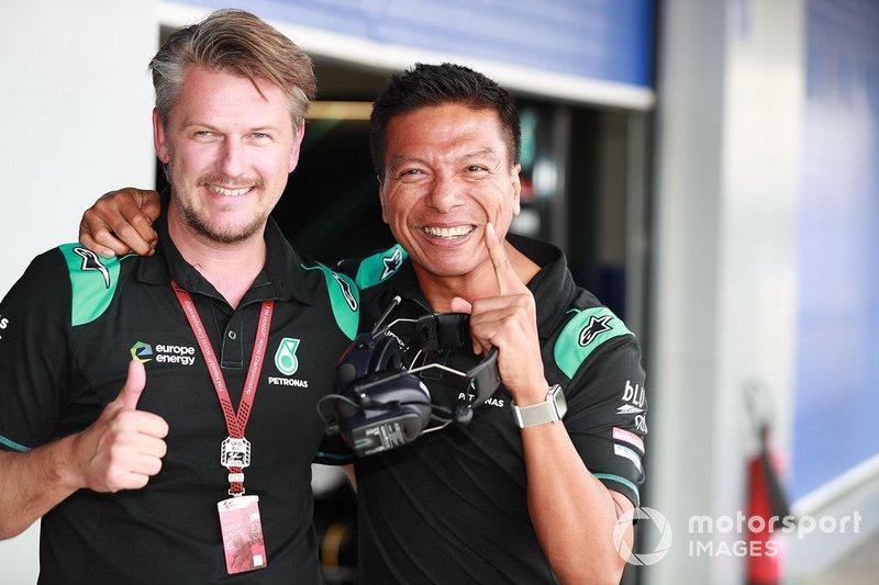 Valentino Rossi Gabung ke Petronas Yamaha
