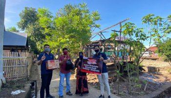 Astra Motor Berikan Bantuan Sembako Korban Banjir Bantaeng-Jeneponto