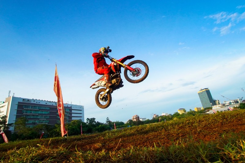 CRF150 Day Makassar